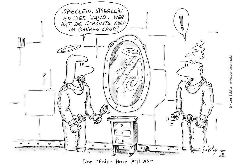 Daily Perry 057 - SpiegleinSpieglein