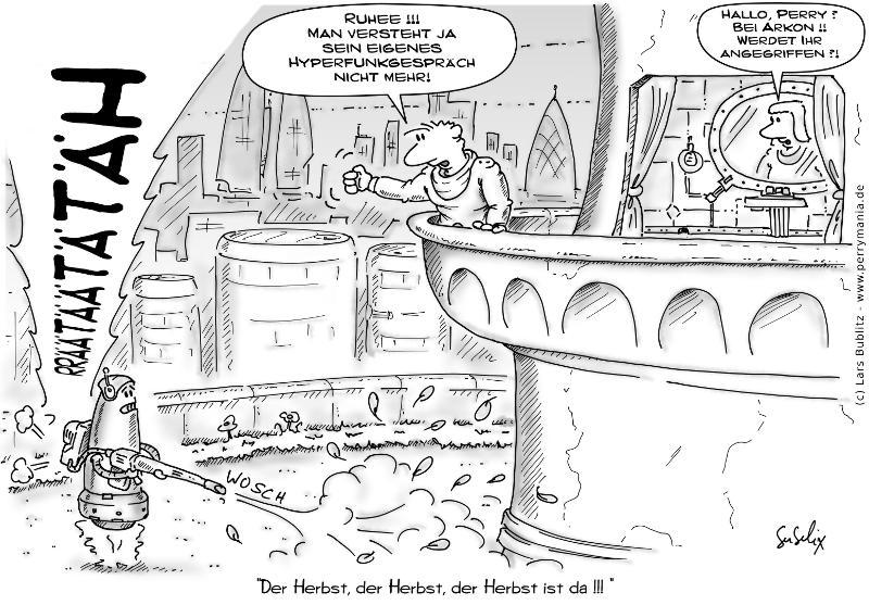 Daily Perry 097 - DerHerbstIstDa