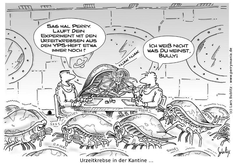 Daily Perry 146 - KantinenKrebse