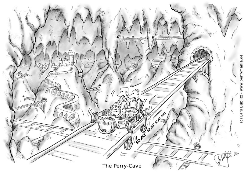 Daily Perry 180 - PerryCave
