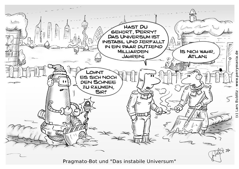 Daily Perry 204 - Instabiles Universum