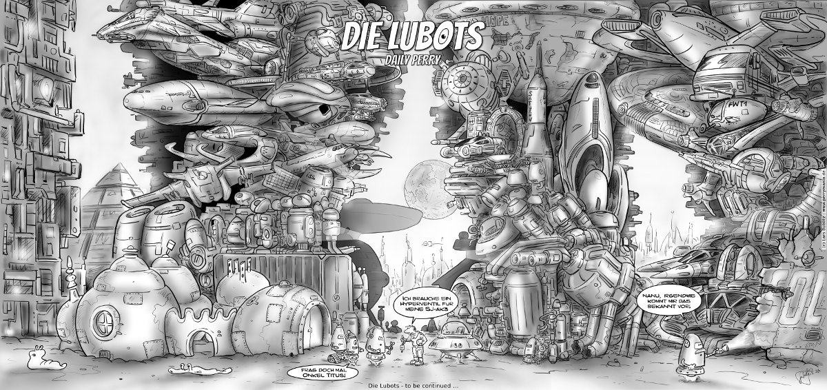 Daily Perry 301 - Die Lubots Extended 3