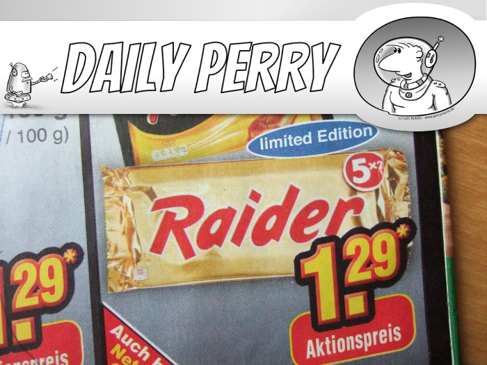 Daily Perry 331 - Raider im Angebot