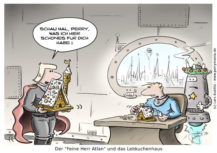 Daily Perry 338 - Lebkuchenhaus
