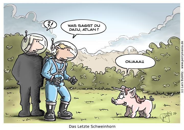 Daily Perry 357 - Das Letzte Schweinhorn