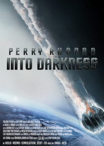 Poster Perry Rhodan Dark (Collage)
