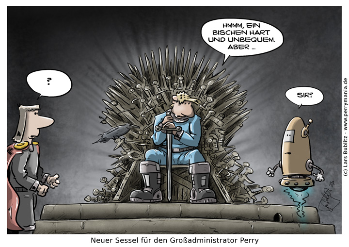 Game Of Thrones Perrymania