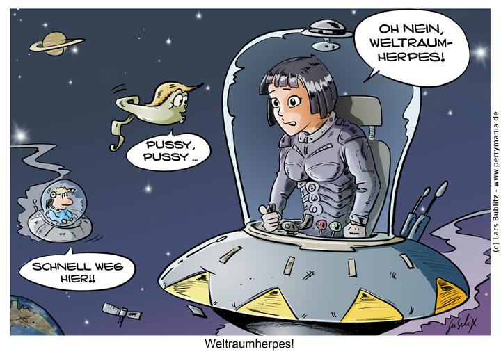 DP467 - Weltraumherpes